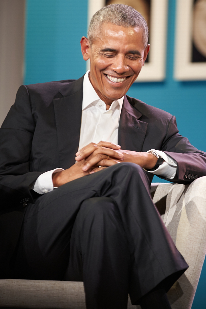 Obama Candid Photos